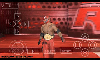 WWE SmackDown vs. RAW 2011 (Europe) ISO Android