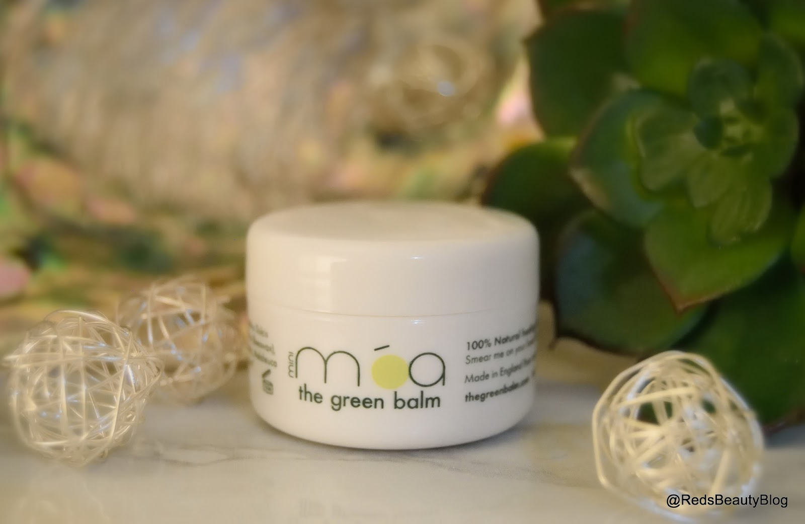 a picture of MOA The Green Balm