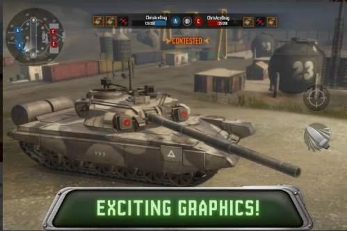 Game Tank Android Terbaik: Tank Hunters APK