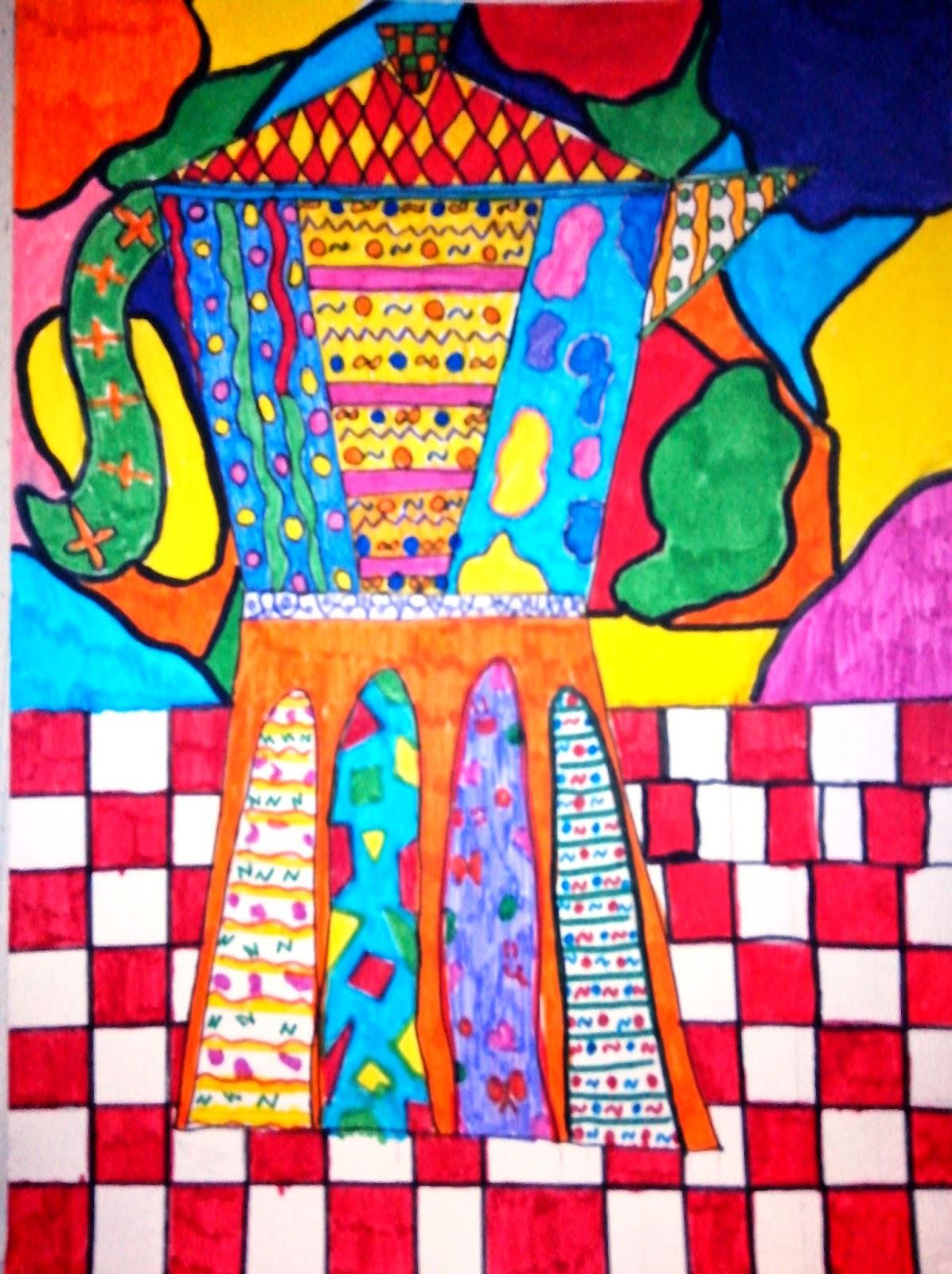 Conosciuto GET-SMART-MAKE-ART un blog di arte a scuola della prof. ARDEMAGNI  IZ62