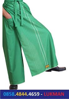 jual celana sarung cikarang