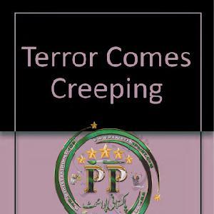 Terrors Comes Creeping Urdu by Carter Brown