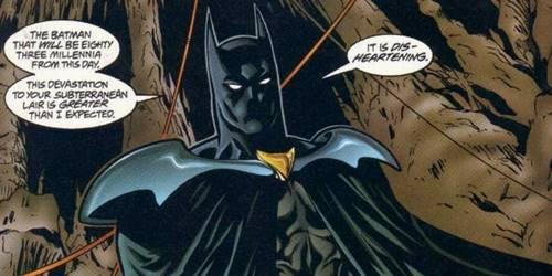 macam kostum batman adalah