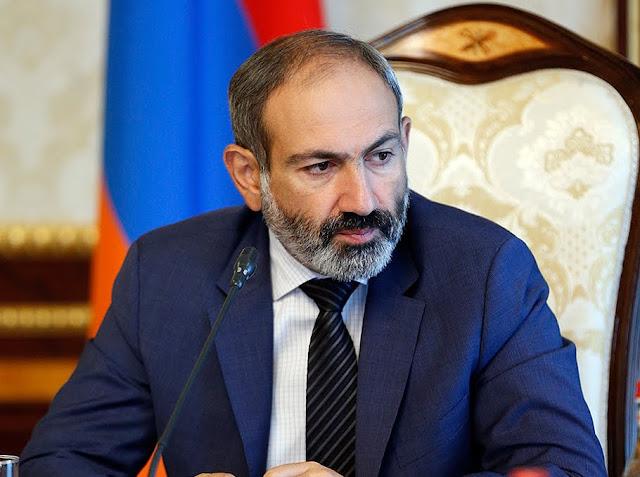 Pashinyan devolverá la residencia presidencial