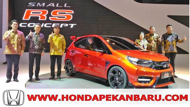 new honda brio,honda brio facelift pekanbaru riau