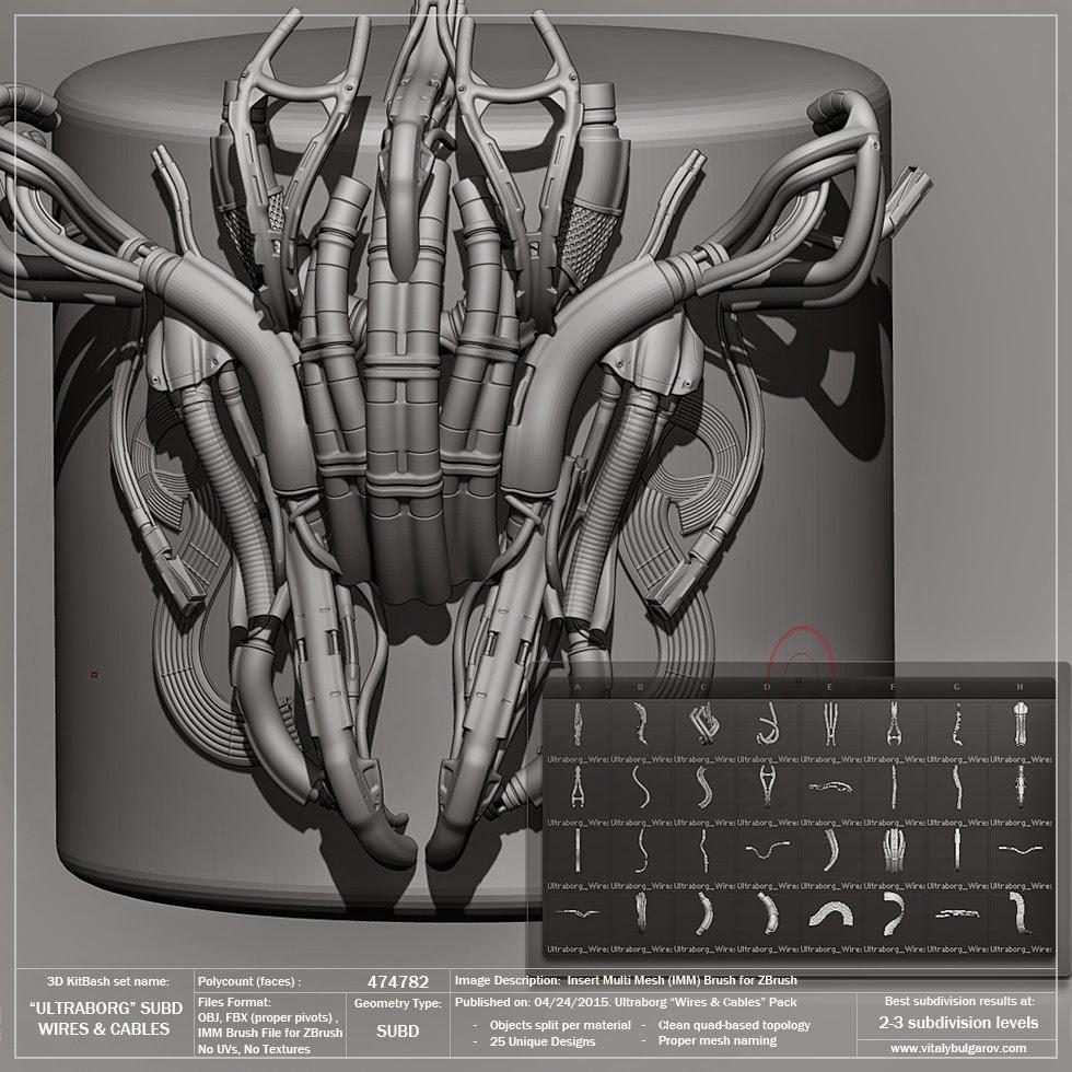 Design Operations of Vitaly Bulgarov: