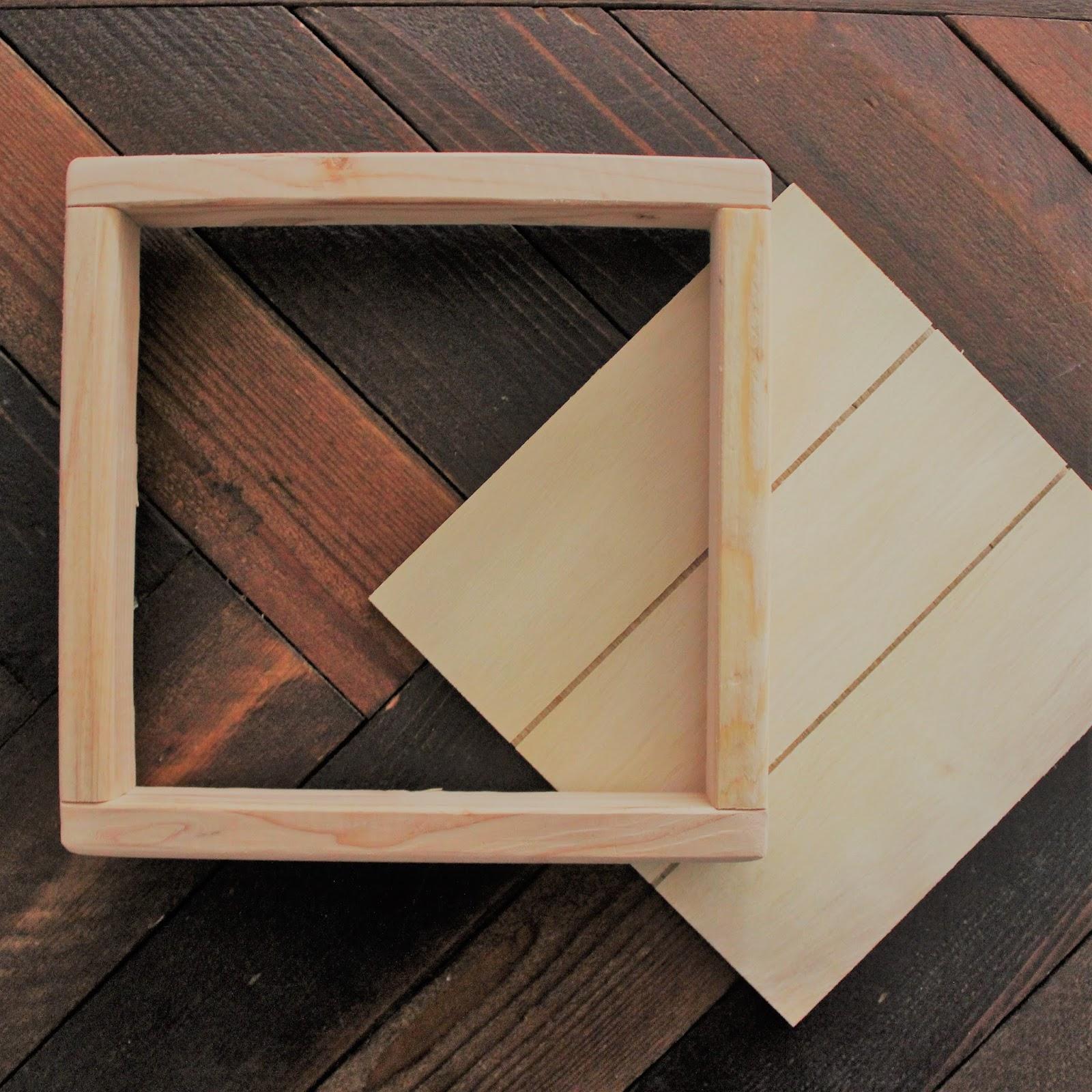 Tweetle Dee Design Co.: Framed Barn Quilt Kits