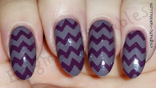 Review-Swatch-MoYou-Stamping-Nail-Polish-Purple-Rain