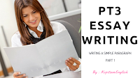 PT3 ESSAY WRITING (PART 1)