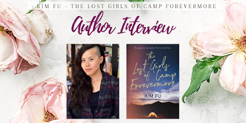 Author Interview - Kim Fu