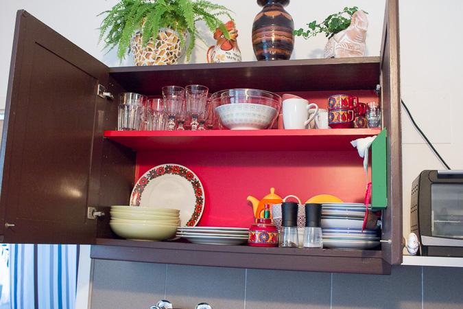 diy k che mit offenen regalen green bird diy mode deko und interieur. Black Bedroom Furniture Sets. Home Design Ideas