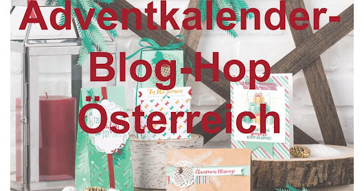 Adventkalender Blog-Hop Tür Nr. 2
