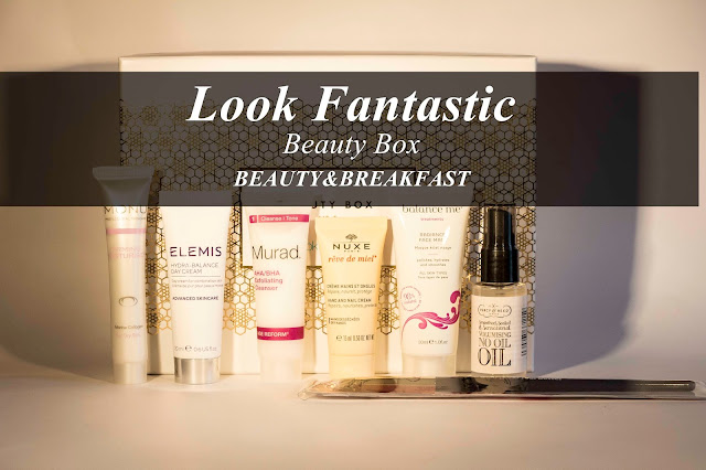 Look Fantastic Beauty Box . Edición Especial. Beauty & Breakfast.