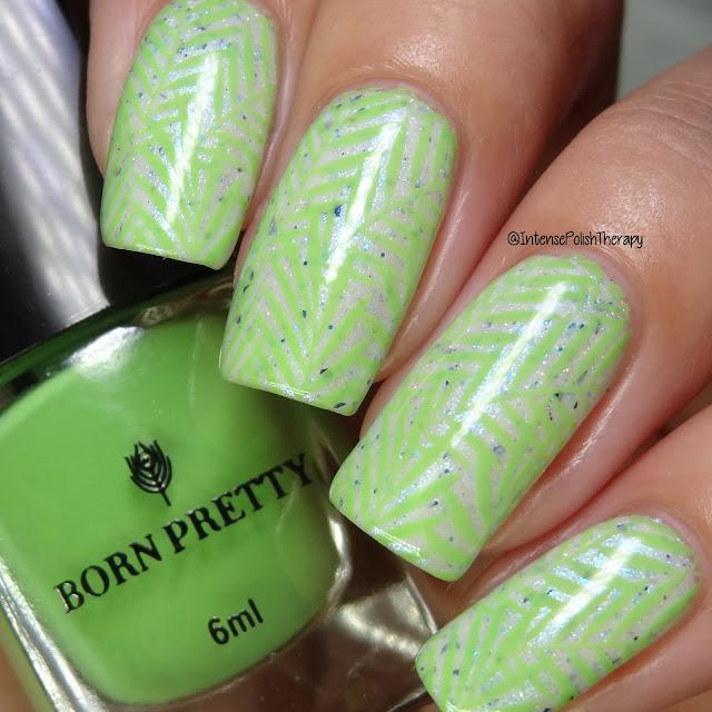 BornPrettyStore | Stamping Polish #360