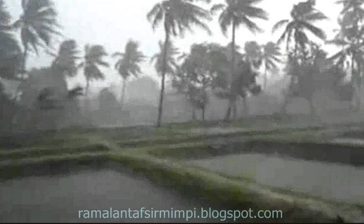 Hujan adalah merupakan endapan air di udara yang jatuh di permukaan bumi 12 Arti Mimpi Hujan Angin Menurut Primbon Jawa yang Lengkap