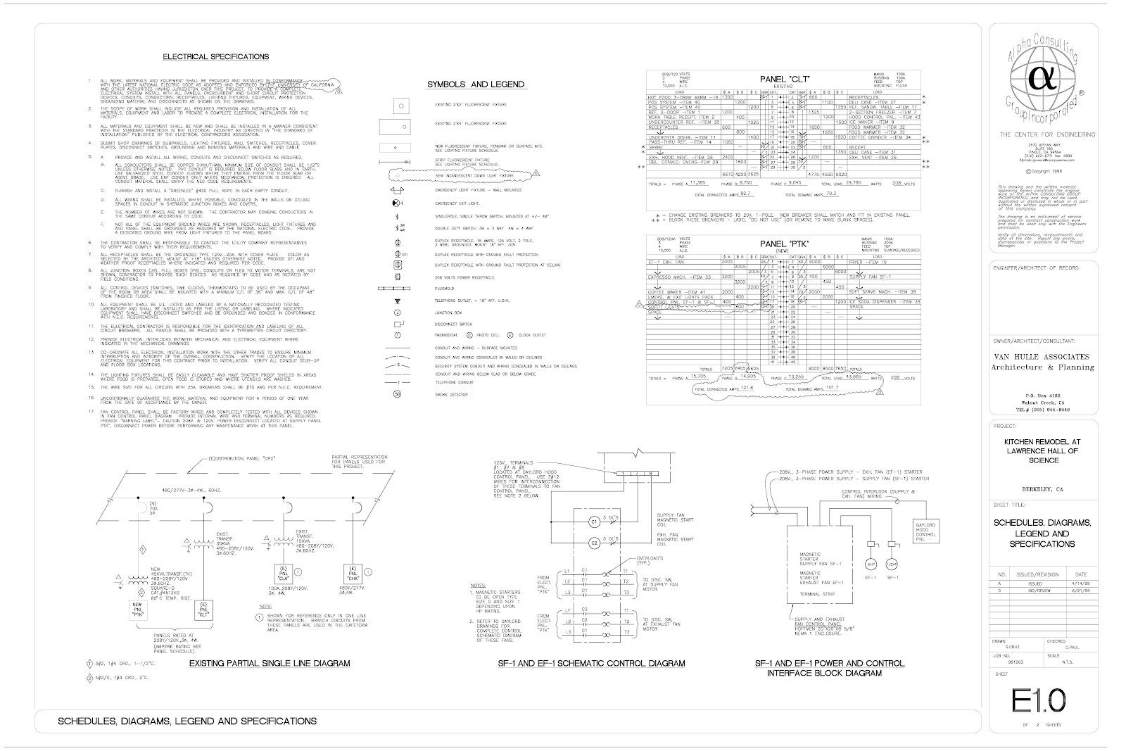 ARCXEN CAD Design Studio: Electrical Engineering Drawings