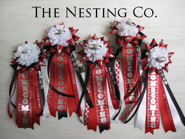 Homecoming Mums The Nesting Company