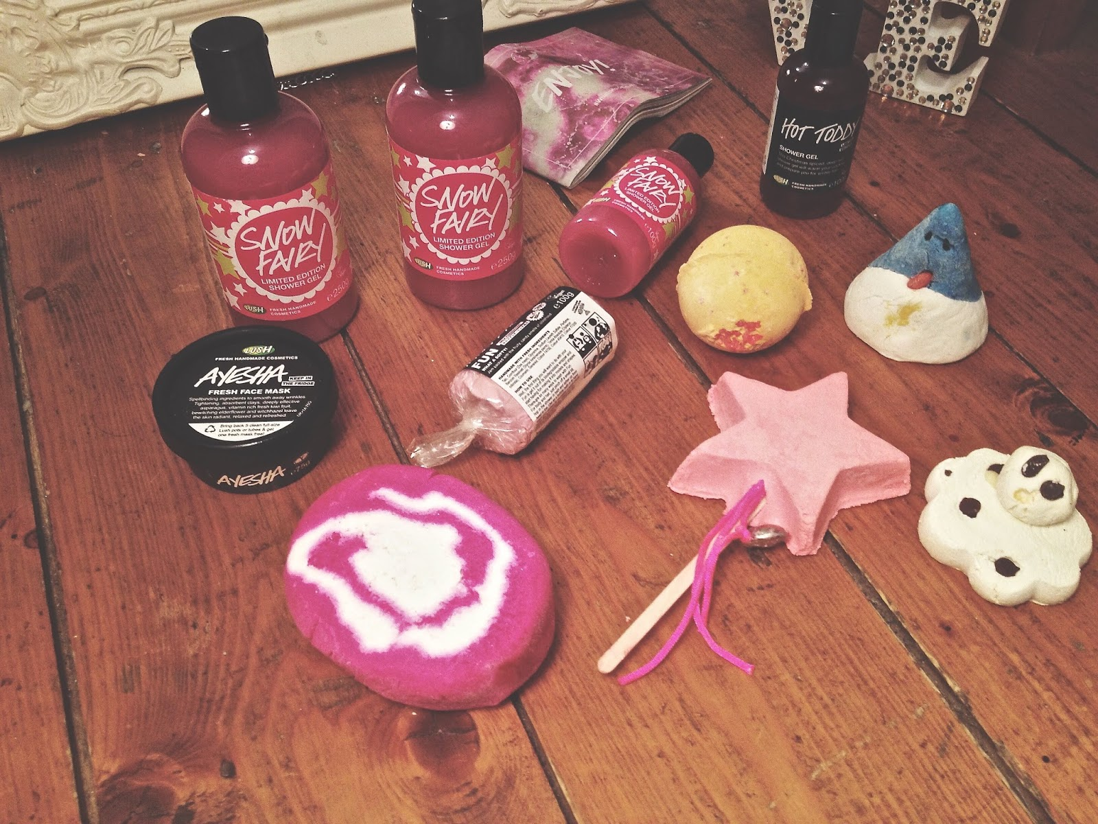 lush haul irish