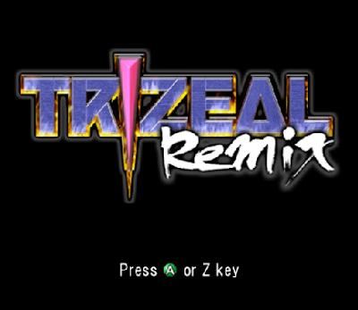 熱愛射擊:混合版(TRIZEAL Remix),刺激好玩的縱版飛行射擊!