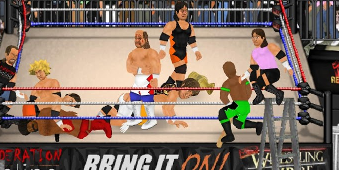 Free Download Wrestling Encore Game Full Version