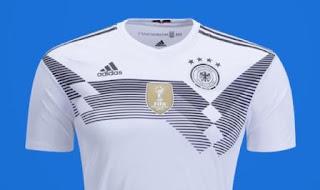 Mengulas Tentang Jersey Piala Dunia, Seragam Kebesaran Penuh Pesona