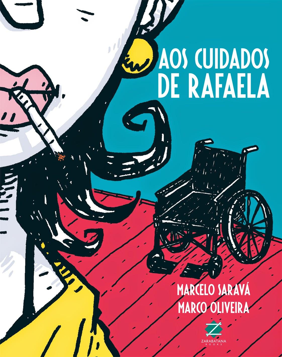 AOS CUIDADOS DE RAFAELA - MULTIVERSO NEWS