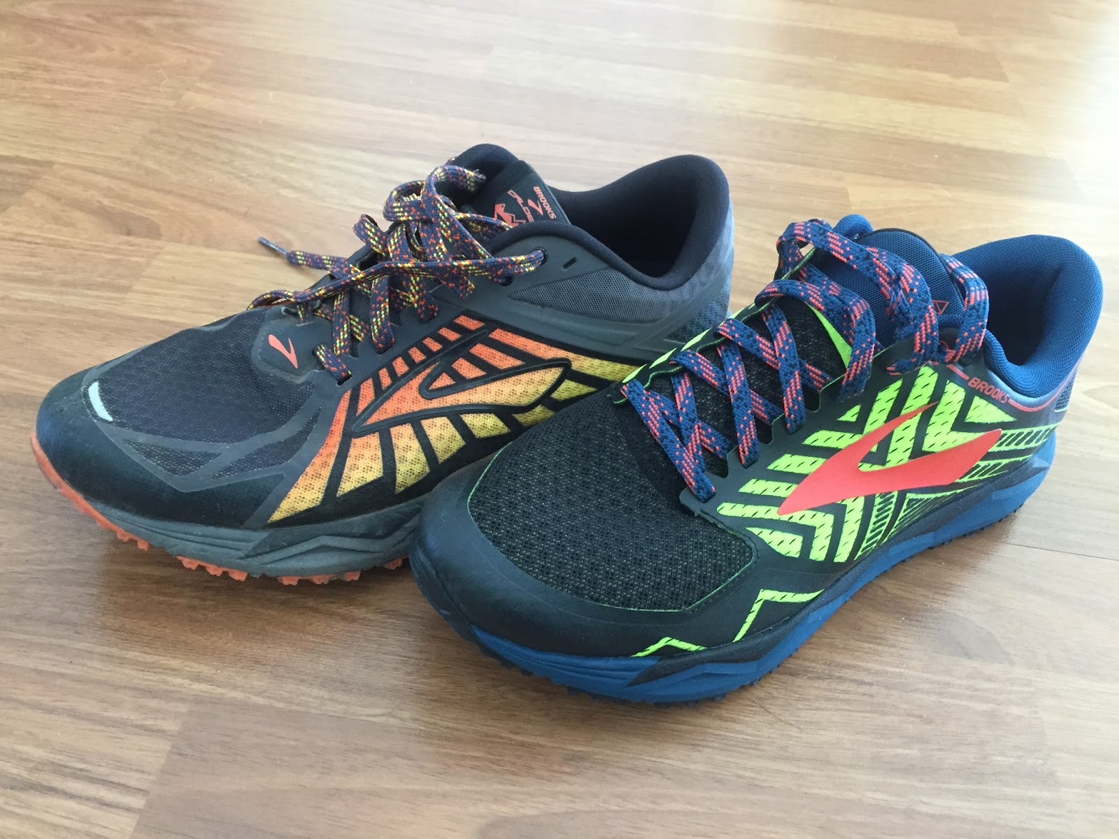 2ccbd768178f Road Trail Run  Brooks Caldera 2 Review - All of the Goodness of the ...