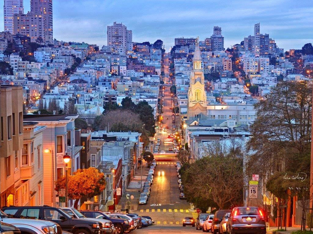San Francisco California Tourist Destinations