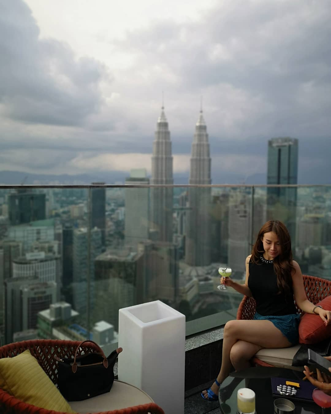 Vertigo Has The Best View Of The Petronas In Kl