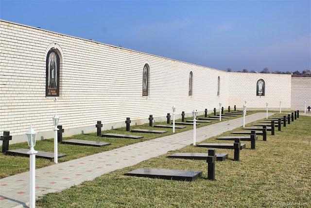 Avdarma - Cimitirul eroilor