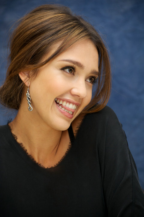 Beauty And The Best ღ Jessica Alba S Sweet Smile ღ