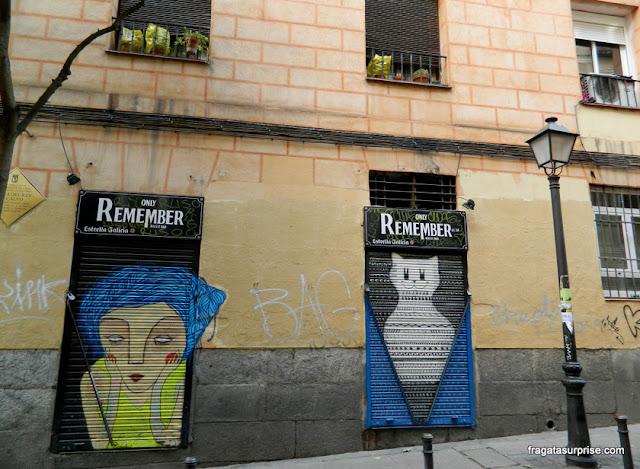 Bairro de Malasaña, Madri