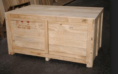 Cómo hacer estanterías de madera reciclada (I)