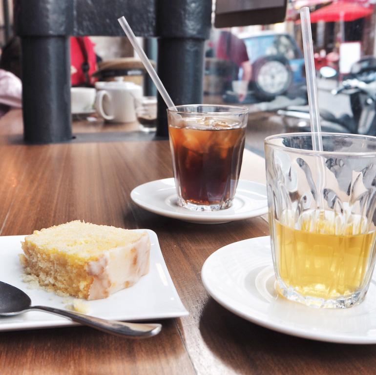 Bonne adresse à Paris pour le goûter - Cuillier coffee house