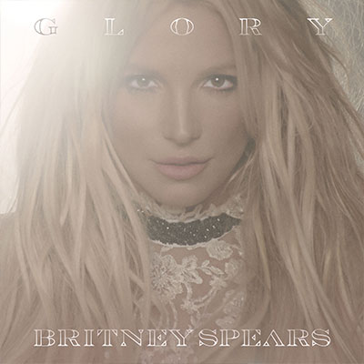 The 10 Worst Album Cover Artworks of 2016: 05. Britney Spears - Glory