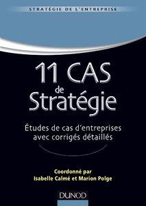 Télécharger Livre Gratuit 11 Cas de Stratégie pdf