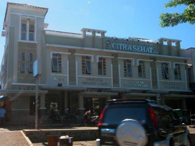 Klinik Kecantikan Citra Raya Tangerang