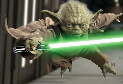 Yoda - guerra nas Estrelas (Star Wars)