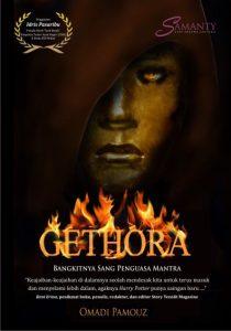 Harga Buku Novel GETHORA : Bangkitnya Sang Penguasa Mantra dengan Review Terbaru Januari 2018