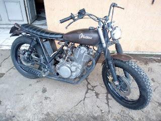 Yamaha SR 500cc Th70an Hidup Normal Dan Siapp Pakai...