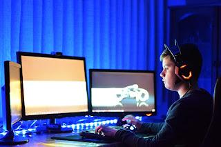 Beberapa Ancaman Kejahatan Saat Bermain Game Online  Beberapa Ancaman Kejahatan Saat Bermain Game Online