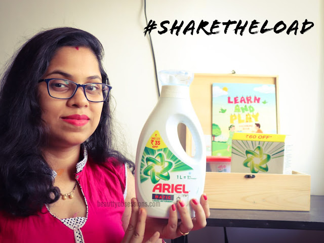 #ShareTheLoad - an initiative by Ariel India