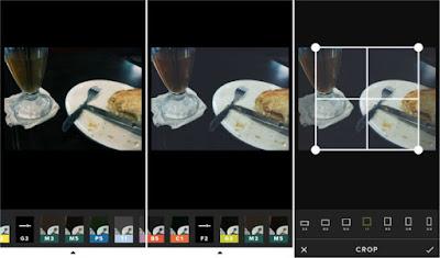 VSCO Cam Foto Editor