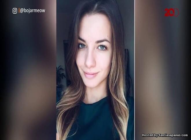 Karolina Bojar Pengadil Paling Cantik Dari Poland