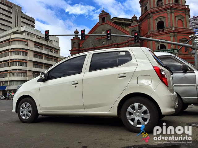 Diamond Rent a Car in Manila Philippines