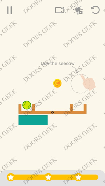 Draw Lines Level 35 Solution, Cheats, Walkthrough 3 Stars for Android and iOS