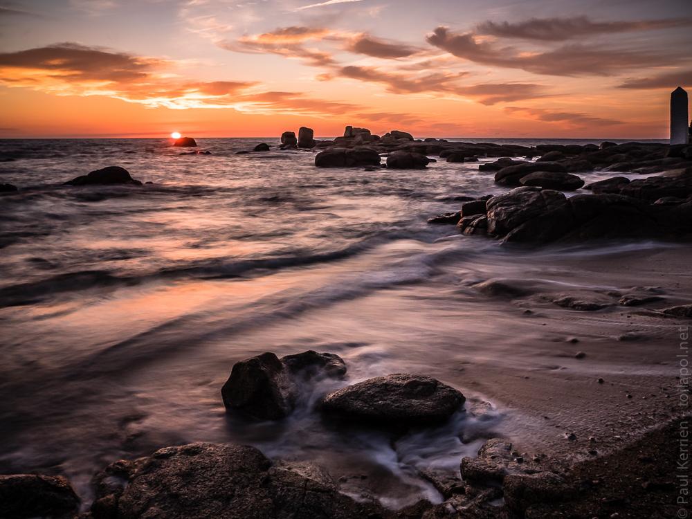 Balade photo en finist re bretagne paul kerrien mar e - A quelle heure se couche le soleil ce soir ...