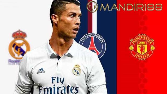 Ini Syarat dari Cristiano Ronaldo agar Bertahan di Real Madrid