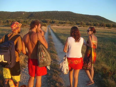 Risultati immagini per pellegrinaggio bioregionale