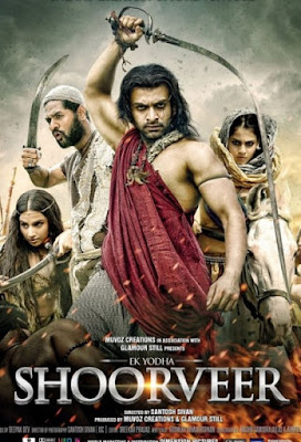 Ek Yodha Shoorveer (Urumi) (2011) Watch full hindi dubbed movie online